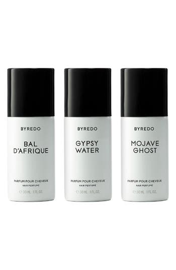 Byredo Triple Gannant Bois Hair Perfume Trio
