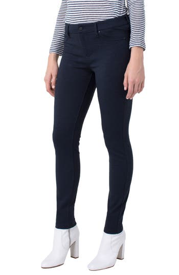 Liverpool Madonna Leggings, Blue