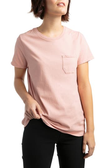 Richer Poorer POCKET TEE