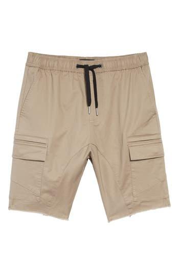Zanerobe Sureshot Cargo Shorts, Beige
