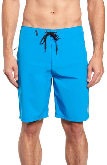 Hurley Phantom One And Only Board Shorts, Blue