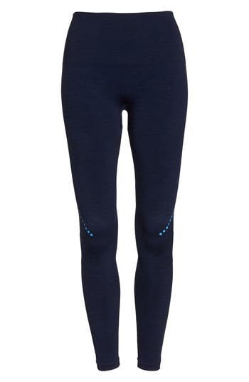 Lndr Blackout Compression Leggings, Blue