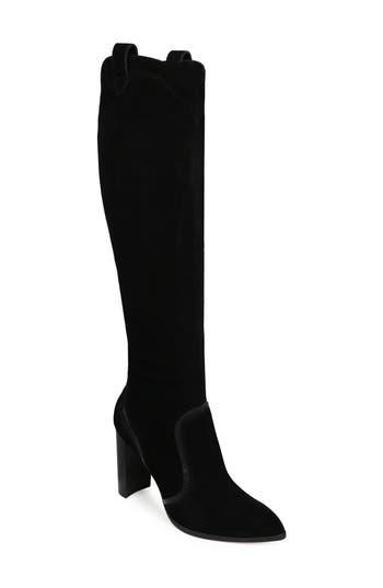 Splendid Caren Knee High Boot, Black