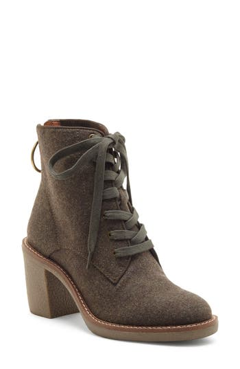 Lucky Brand Borelis Bootie, Brown