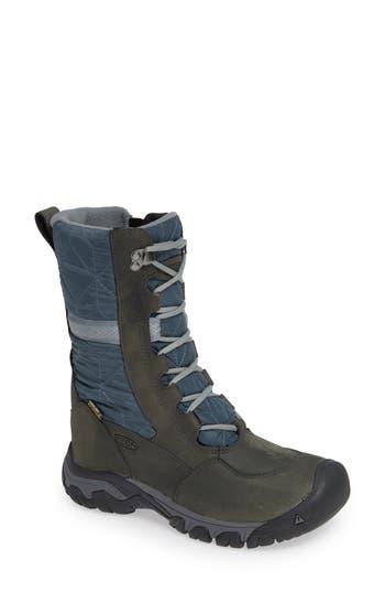 Keen Hoodoo Iii Waterproof Boot, Grey