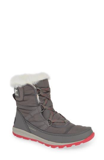 Sorel Whitney Snow Bootie, Grey