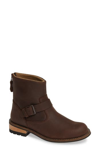 Kodiak Raven Waterproof Bootie- Brown