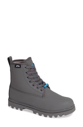 Native Johnny Treklite Water Repellent Boot, Grey