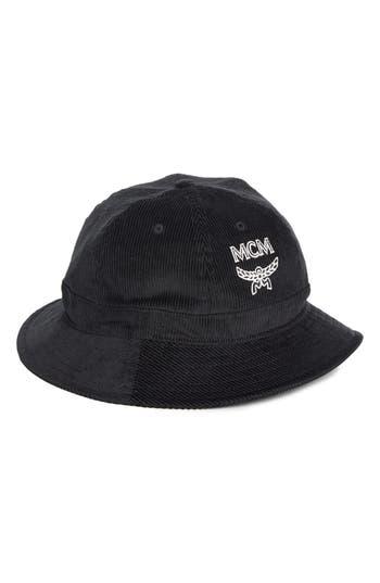 X Mcm Bucket Hat - Black