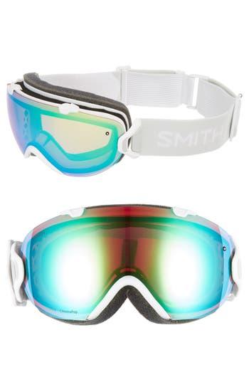 I/Os Chromapop 202Mm Snow Goggles - White Vapor