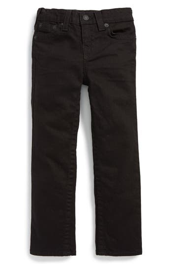 Toddler Boy's True Religion Brand Jeans 'Geno' Relaxed Slim Fit Jeans