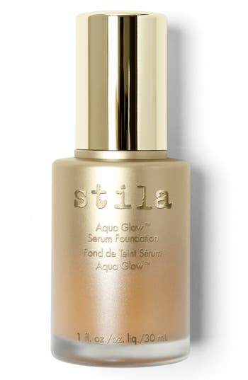 Stila 'Aqua Glow' Serum Foundation - Tan