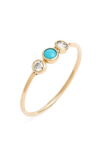 Zoe Chicco Diamond Stacking Ring