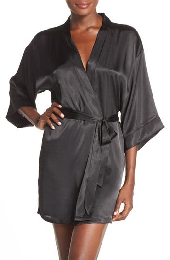 Women's In Bloom By Jonquil Satin Robe