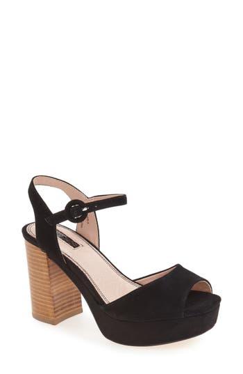 Women's Topshop 'Lana' Chunky Platform Sandal
