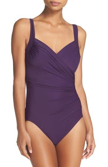 Women's Miraclesuit 'Sanibel' Underwire One-Piece Swimsuit