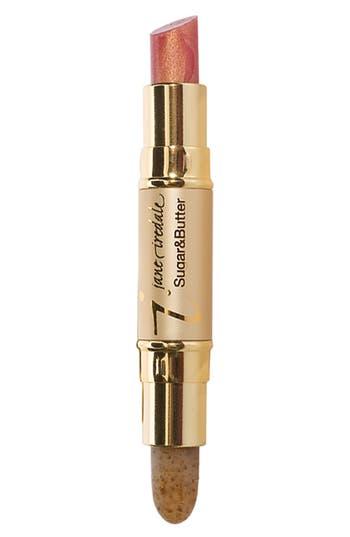 Jane Iredale Sugar & Butter Lip Exfoliator & Plumper - No Color