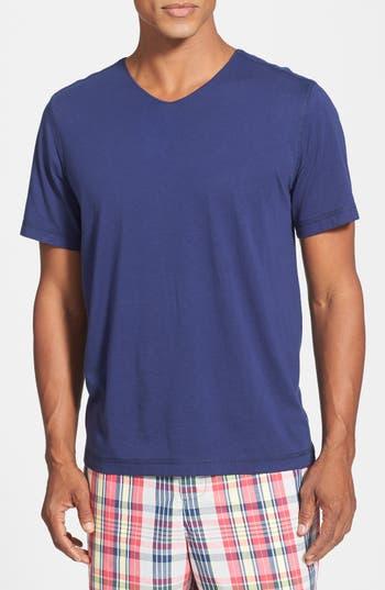 Men's Daniel Buchler V-Neck Peruvian Pima Cotton T-Shirt