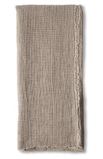 Pom Pom At Home Venice Oversize Throw Blanket, Size One Size - Beige