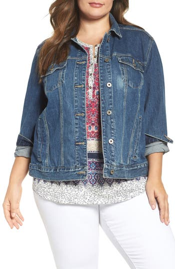 Stretch Denim Jacket | Nordstrom