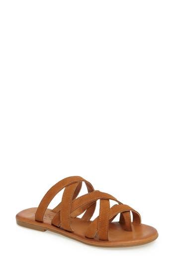 Women's Matisse Beno Slide Sandal, Size 6 M - Beige