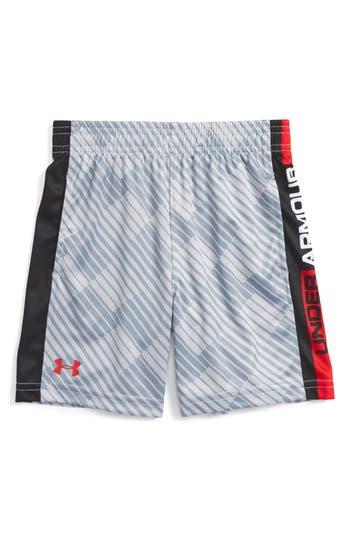 Boy's Under Armour Tilt Shift Eliminator Heatgear Shorts