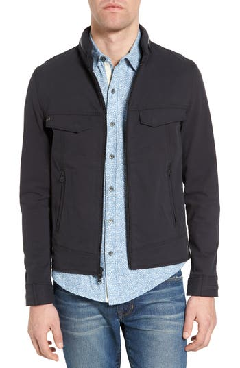 Men's W.r.k Burl Hooded Twill Jacket