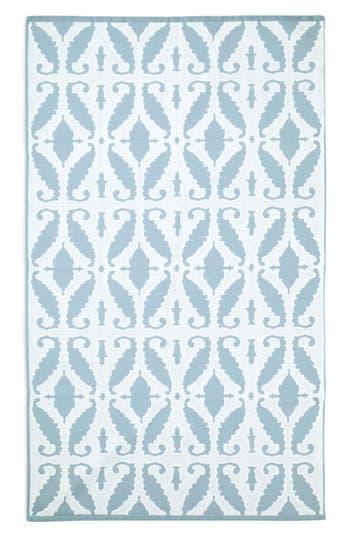 John Robshaw Khoma Bath Towel, Size One Size - Blue