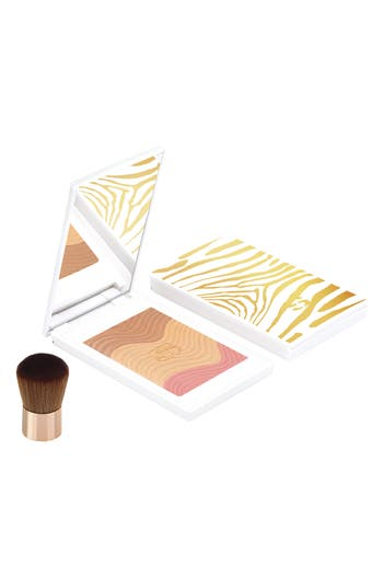 Sisley Paris Phyto-Touche Sun Glow Powder - Peche Doree