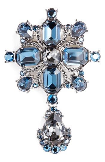 Women's St. John Collection Swarovski Crystal Pin