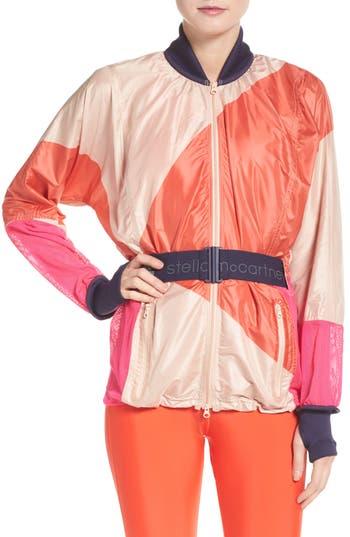 Women's Adidas By Stella Mccartney Kite Climastorm Run Jacket