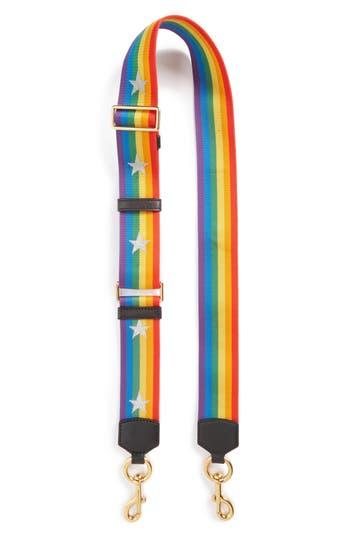Marc Jacobs Rainbow & Stars Guitar Bag Strap -