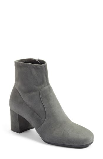 Women's Prada Stretch Suede Ankle Boot