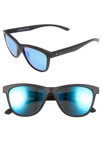 Women's Oakley Moonlighter 53Mm Polarized Sunglasses -