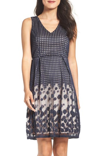 Women's Adrianna Papell Fit & Flare Dress