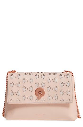 Ted Baker London Leather Crossbody Bag -