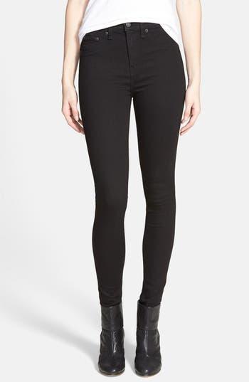 Women's Rag & Bone/jean High Waist Leggings