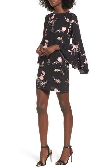 Women's Leith Ruffle Sleeve Shift Dress