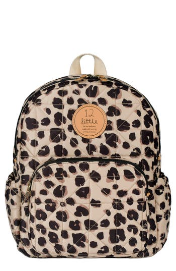 Toddler Twelvelittle Little Companion Backpack - Brown