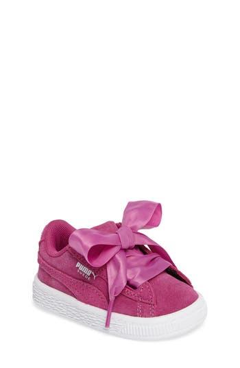 Toddler Girl's Puma Heart Sneaker Sneaker