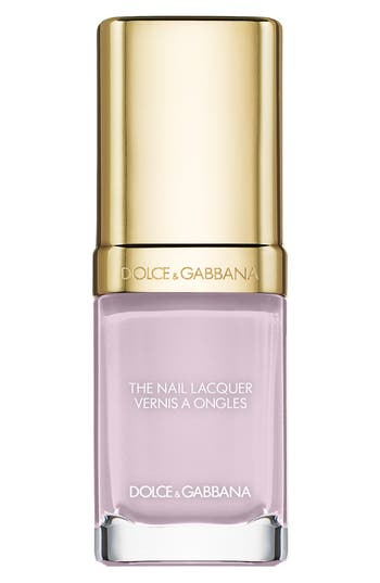 Dolce & gabbana Beauty 'The Nail Lacquer' Liquid Nail Lacquer - Lilac Rose 310