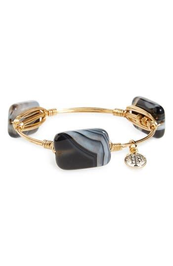Women's Bourbon And Boweties Agate Bracelet