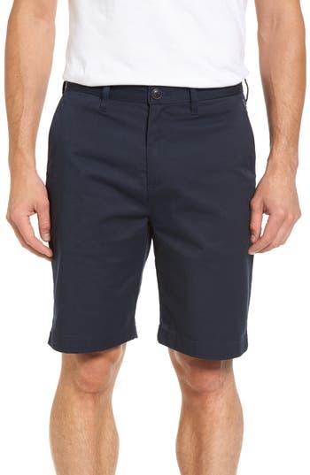 Billabong Carter Stretch Twill Shorts, Blue