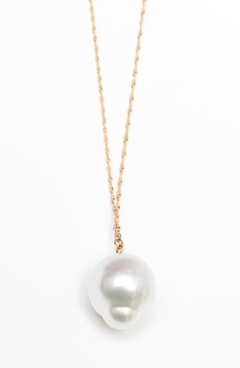 Women's Poppy Finch Pearl Pendant Necklace