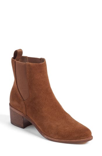Dolce Vita Colbey Chelsea Boot- Brown