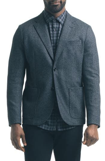 Men's Good Man Brand Slim Fit Knit Blazer