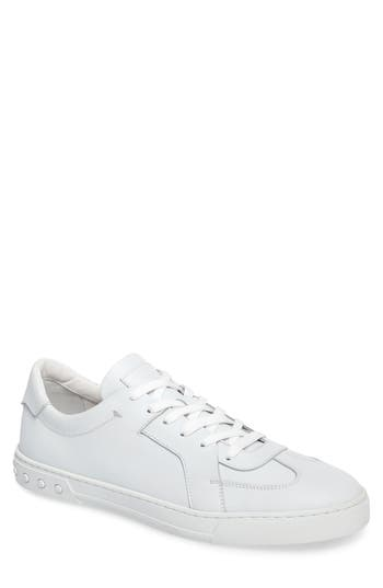 Men's Tod's Cassetta Leather Sneaker