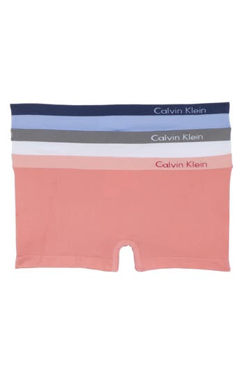 Women's Calvin Klein Seamless Hipster Briefs, Size Large - None