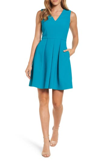 Women's Draper James Love Circle Fit & Flare Dress