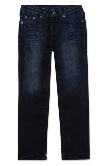 Boy's True Religion Brand Jeans Geno Relaxed Slim Fit Jeans
